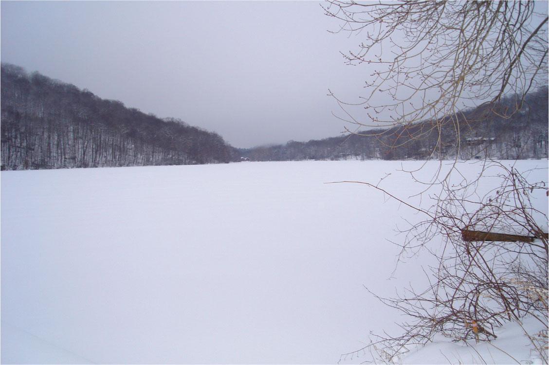 Seven Hills Lake Snow Amp Icel